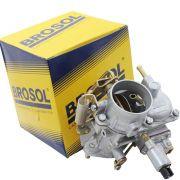 Carburador 30 PIC Solex Brosol com Regulador Elétrico M.L para VW Fusca 1300 - Gasolina