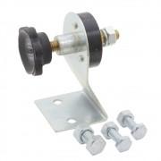 Chave geral e anti-furto com suporte 1 pólo tipo universal