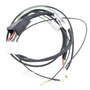 Chicote da ignição eletrônica para GM Opala e Caravan 1989 - Com fio resistivo