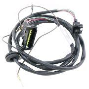 Chicote da ignição eletrônica para VW Fusca e Kombi com 3 fios no distribuidor