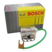Condensador Bosch para distribuidor Ford Galaxie e F-100, GM Opala, C-10 e Veraneio