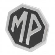 Emblema da grade dianteira para MP Lafer