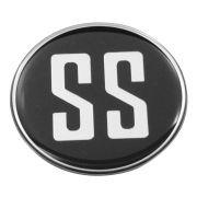 Emblema do botão de buzina volante Taladelta SS