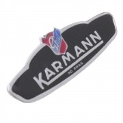 Emblema lateral do paralama para VW Karmann Ghia