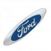 Emblema Brasão Escudo Oval Lateral Ford Corcel Belina Rural Jeep F-100 F-75