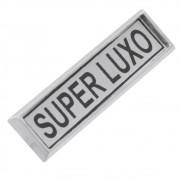 Emblema lateral modelo Super Luxo para Ford Maverick