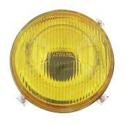 Farol sem meia luz e lente amarela para VW Brasília, Variant e TL