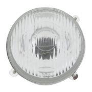 Farol sem meia luz e lente cristal para VW Brasília, Variant e TL