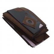 Forração interna passadeira de assoalho em carpete canelado cor marrom para VW Fusca