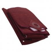 Forração Interna Passadeira de Assoalho em Carpete Canelado cor Vermelha VW Fusca