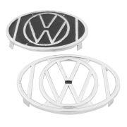 Grade da buzina para VW Fusca com logo