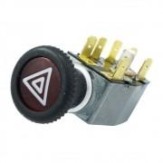 Interruptor de luz de emergência 12V para VW Fusca, Kombi, TL, Brasília e Variant