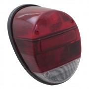 Lanterna traseira para VW Fusca modelo bicolor Fafá