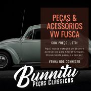 Par Farol Olho de Boi Parcial VW Fusca até 1972