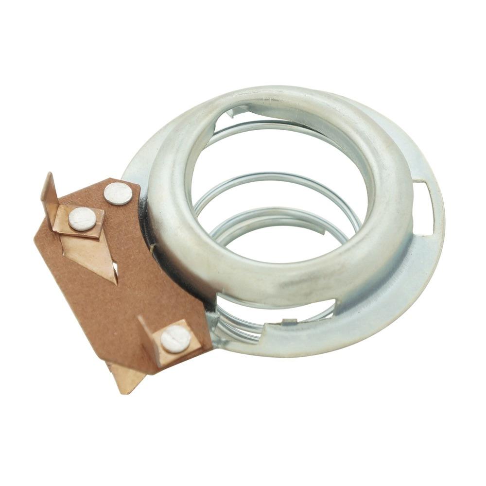 Soquete com contato do farol olho de boi para VW Fusca ou Kombi  - Bunnitu Peças e Acessórios