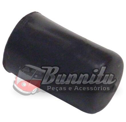 Botão do freio de mão preto para VW Fusca Karmann Ghia TC TL Variant  - Bunnitu Peças e Acessórios