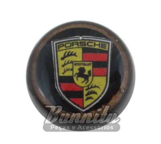 Botão do painel modelo Porsche para réplicas e linha VW Fusca  - Bunnitu Peças e Acessórios