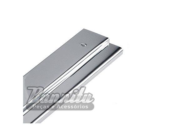 Soleira, estribo em alumínio para VW Variant e TL  - Bunnitu Peças e Acessórios