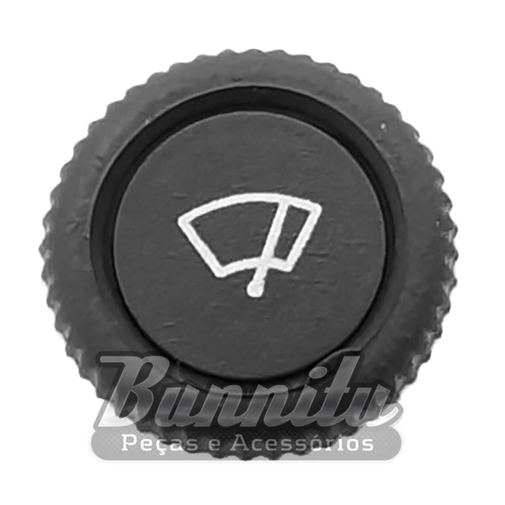 Botão do limpador de parabrisa para painel do VW Fusca, Passat, Kombi, Brasília e Variant  - Bunnitu Peças e Acessórios