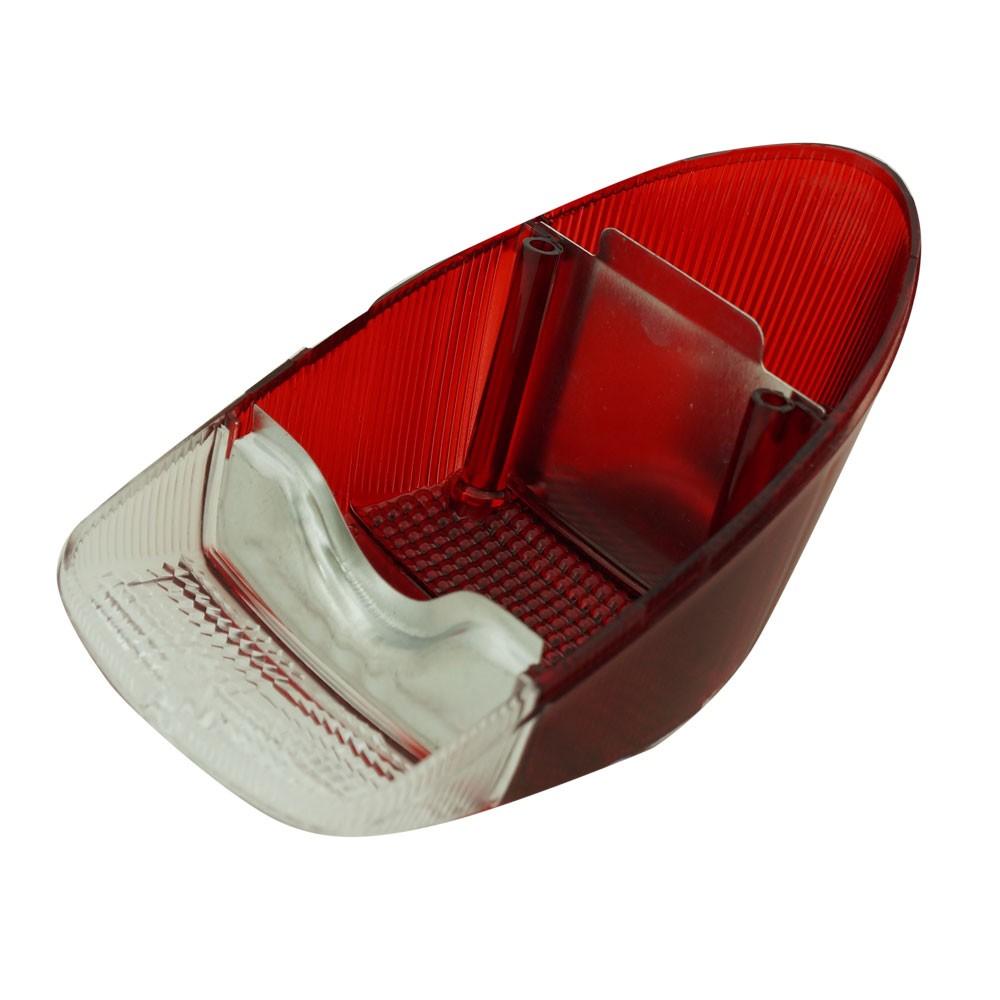 Lente da lanterna traseira para VW Fusca 1500 1600-S  - Bunnitu Peças e Acessórios