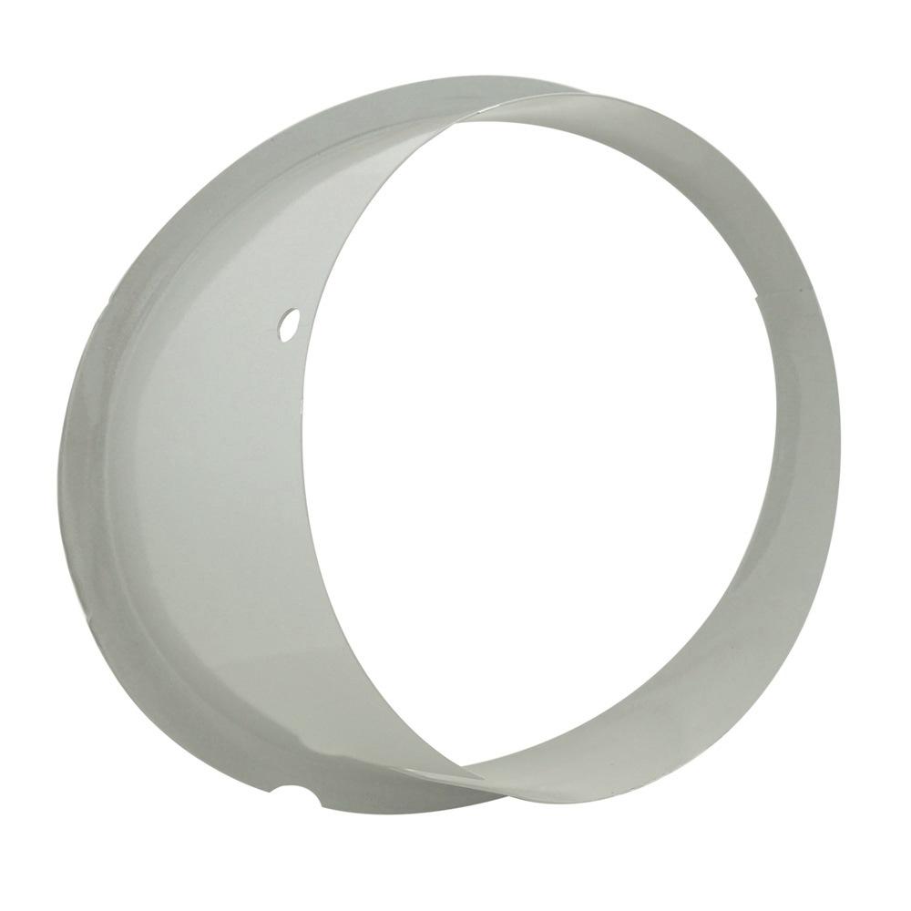 Carcaça do farol olho de boi modelo lente raiada para VW Fusca e Kombi  - Bunnitu Peças e Acessórios