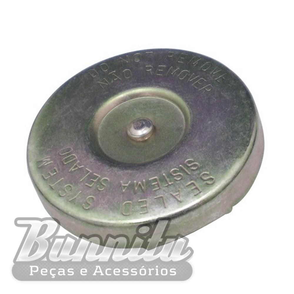 Tampa do radiador selado 15lbs para GM Opala ou Caravan 1985 à 1992  - Bunnitu Peças e Acessórios