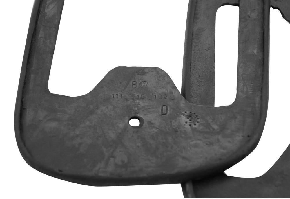 Borracha de vedação da lanterna traseira para VW Fusca 1500  - Bunnitu Peças e Acessórios