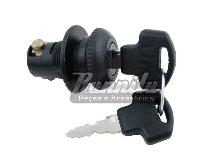 Fecho com chaves do porta luvas para VW Fusca, Brasília e Passat  - Bunnitu Peças e Acessórios