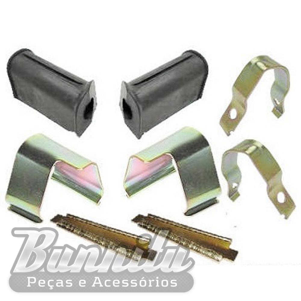 Kit da barra estabilizadora dianteira direita e esquerda para VW Kombi (Todas)  - Bunnitu Peças e Acessórios