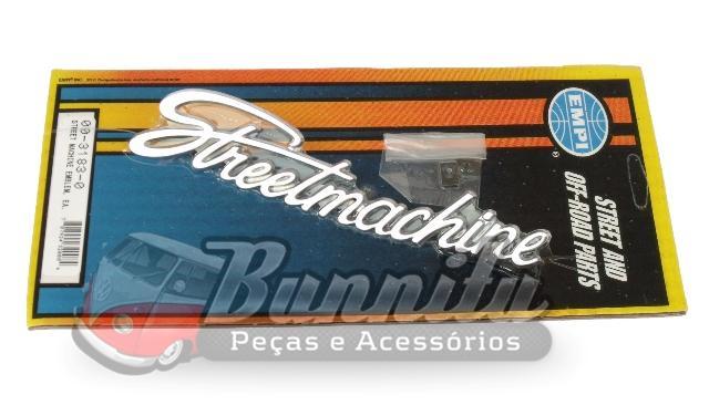 Emblema Streetmachine - EMPI  - Bunnitu Peças e Acessórios