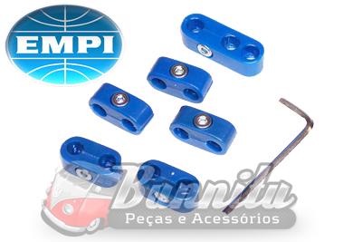 Jogo de separadores Empi para cabos de vela  - Bunnitu Peças e Acessórios