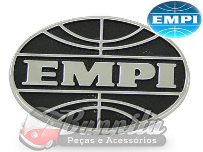 Emblema original EMPI para linha VW Ar  - Bunnitu Peças e Acessórios