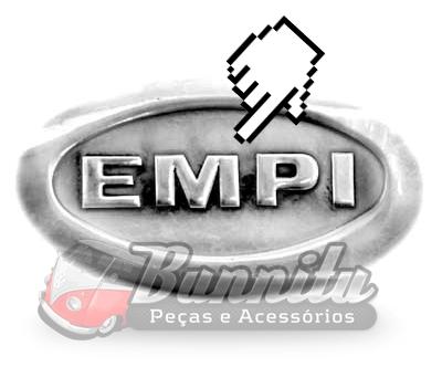 Alavanca média de cambio mod. engate rapido EMPI para linha VW Ar  - Bunnitu Peças e Acessórios