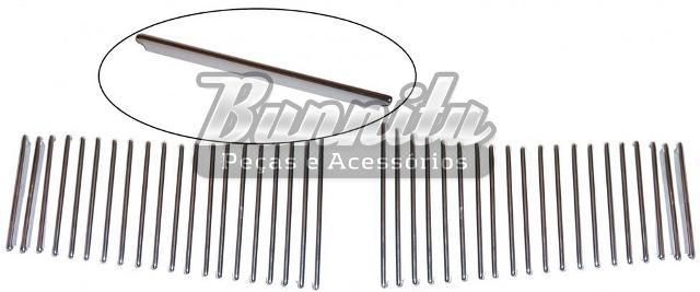 Dentadura de baiano da churrasqueira para VW Fusca até 1957  - Bunnitu Peças e Acessórios