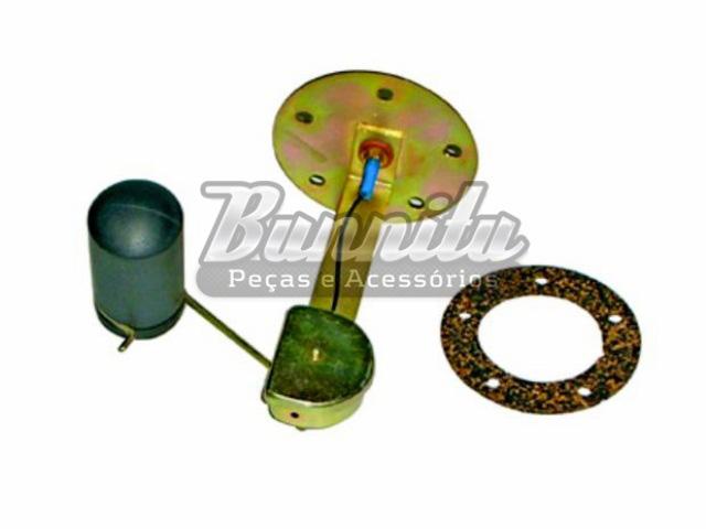 Medidor de combustível para Jeep Willys CJ 44  - Bunnitu Peças e Acessórios
