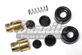 Reparo do cilindro de roda 22,22 mm ou 7/8´ para linha VW, Puma e Gurgel  - Bunnitu Peças e Acessórios