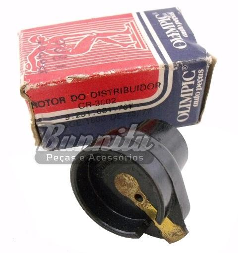 Rotor para distribuidor do Dodge 1800 1973 até 1977  - Bunnitu Peças e Acessórios