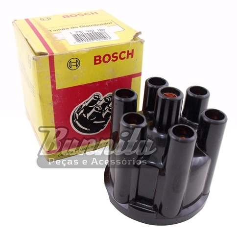 Tampa do distribuidor Bosch para Ford Maverick 6 CC  - Bunnitu Peças e Acessórios