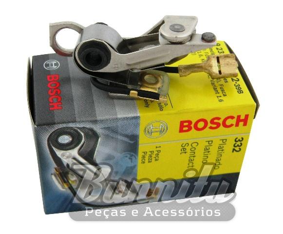Platinado de ignição Bosch para VW Fusca, Kombi, Variant e TL  - Bunnitu Peças e Acessórios
