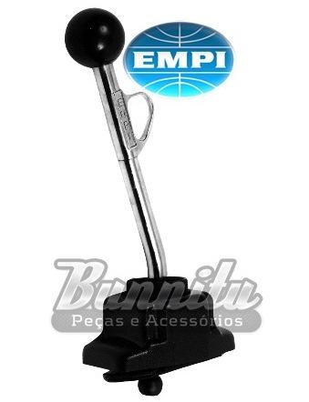 Alavanca média de cambio mod. Trigger de engate rapido EMPI para linha VW Ar  - Bunnitu Peças e Acessórios