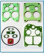 Kit de reparo do carburador Solex Quadrijet Mercedes Benz  - Bunnitu Peças e Acessórios