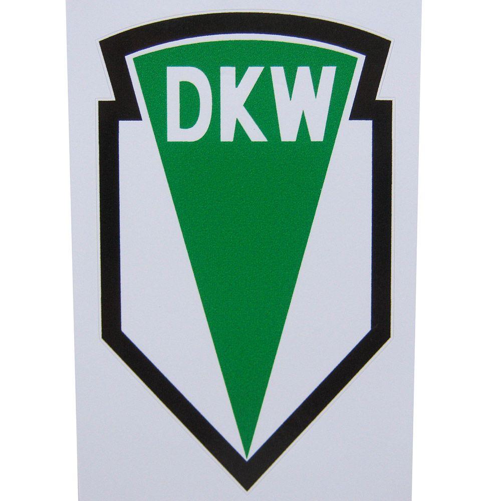 Adesivo modelo DKW  - Bunnitu Peças e Acessórios