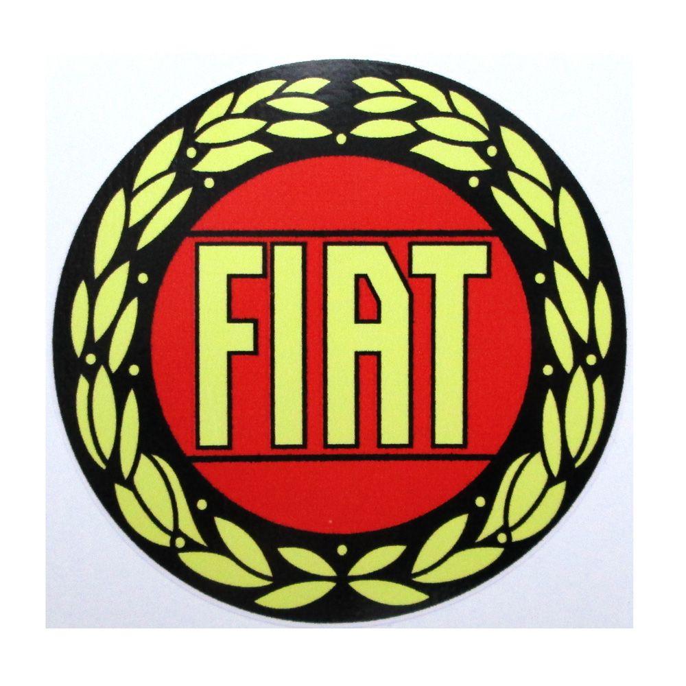Adesivo modelo - Fiat  - Bunnitu Peças e Acessórios