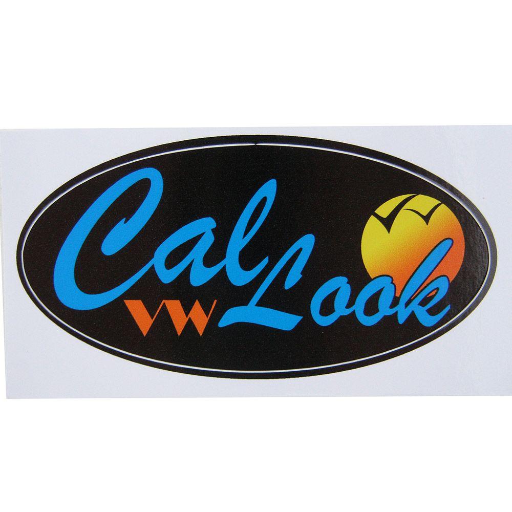 Adesivo modelo VW Cal Look  - Bunnitu Peças e Acessórios