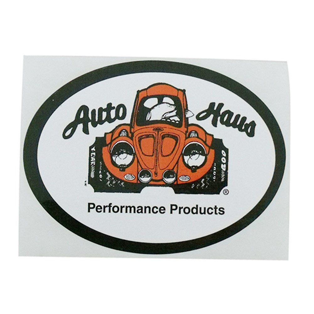 Adesivo original da Empi modelo Auto Haus Performance Products  - Bunnitu Peças e Acessórios