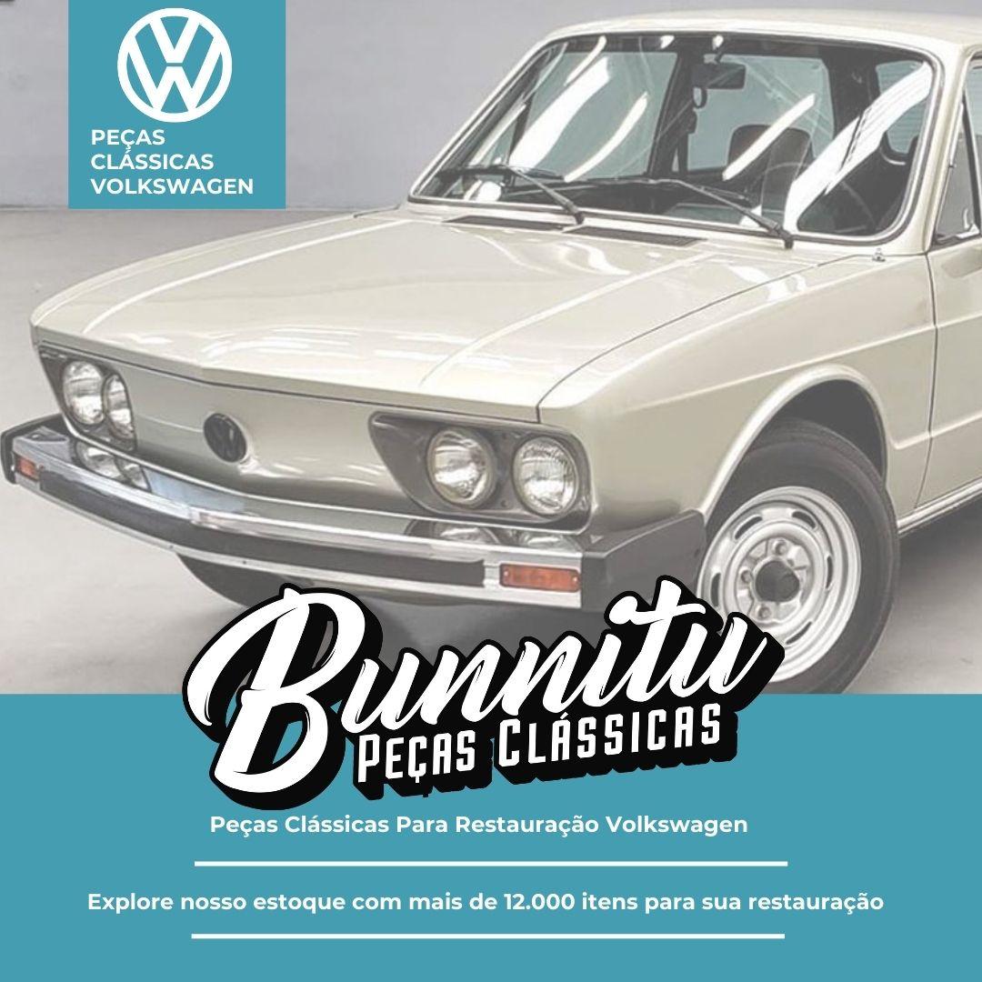 Amortecedor da tampa traseira para VW Variant 2 1978 à 1981  - Bunnitu Peças e Acessórios