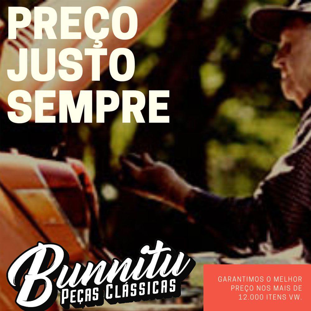 Anel guarnição de borracha da capa de tucho para VW Fusca e Brasília  - Bunnitu Peças e Acessórios