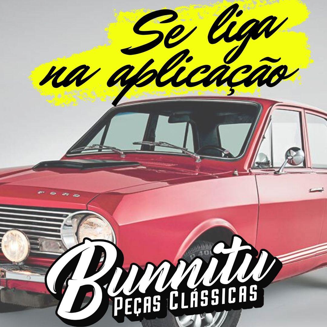 Antena Cromada 4 Estágios 70cm Brasília Variant Opala Chevette Corcel Maverick Galaxie  - Bunnitu Peças e Acessórios