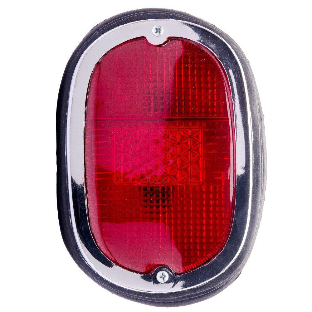 Aro da lanterna traseira para VW Kombi 1963 à 1975  - Bunnitu Peças e Acessórios