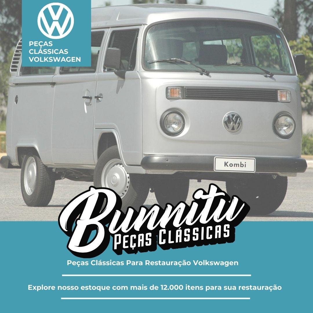 Batente da porta de correr para VW Kombi Clipper 1997 à 2013  - Bunnitu Peças e Acessórios
